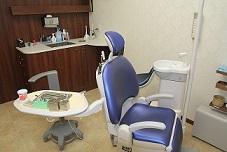 診療室(個室制) 口腔外科総合研究所
